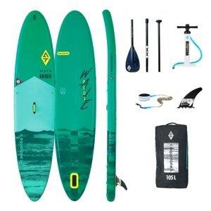Paddleboard s příslušenstvím Aquatone Wave Plus 12.0