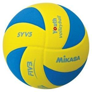 Dětský Volejbalový Míč Mikasa Syv5-Ybl