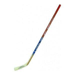 Dětská Inline Hokejka Lion 3311 125 Cm, Rovná