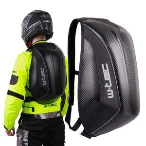 Skořepinový moto batoh W-TEC Shellter