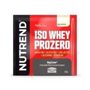 Práškový koncentrát Nutrend ISO WHEY Prozero 25 g