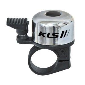 Zvonek Na Kolo Kellys Bang 10 - 2021  Stříbrná
