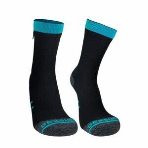 Nepromokavé Ponožky Dexshell Running Lite  Blue  L