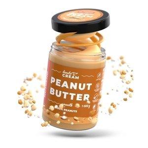 Arašídové máslo Nutrend Denuts Cream 1000 g  arašídové máslo