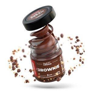 Ořechový krém Nutrend Denuts Cream Brownie 250 g  brownie