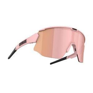 Sportovní sluneční brýle Bliz Breeze  Matt Powder Pink