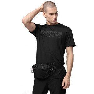 Pánské trekingové tričko 4F TSMF060  Deep Black  XXL