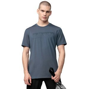 Pánské trekingové tričko 4F TSMF060  Grey  M