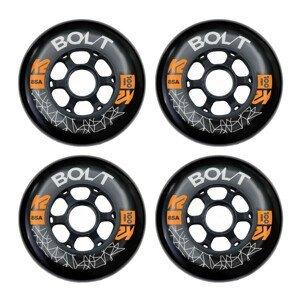 In-line kolečka K2 Bolt 100 mm 4 ks