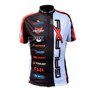 Cyklistický Dres Galaxy Team