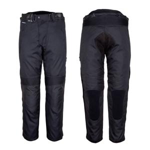 Dámské Motocyklové Kalhoty Roleff Textile  Černá  L