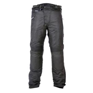 Motocyklové Kalhoty Roleff Textile  Xl  Černá