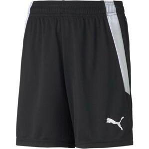 Šortky Puma teamLIGA Shorts Jr