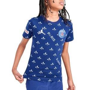 Triko Jordan Jordan X PSG Statement T-Shirt Kids