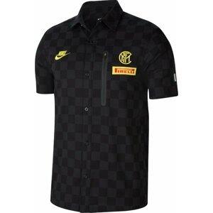 Košile Nike INTER M TEAM CREW SS PIRELLI