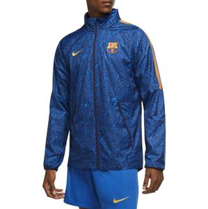 Bunda s kapucí Nike FC Barcelona AWF