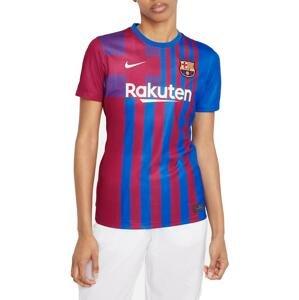Dres Nike FC Barcelona 2021/22 Stadium Home Women s Soccer Jersey