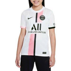 Dres Nike Paris Saint-Germain 2021/22 Stadium Away Big Kids Soccer Jersey