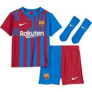 Souprava Nike FC Barcelona 2021/22 Home Baby/Toddler Soccer Kit