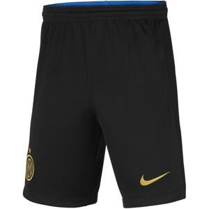 Šortky Nike Inter Milan 2021/22 Stadium Home/Away Big Kids Soccer Shorts