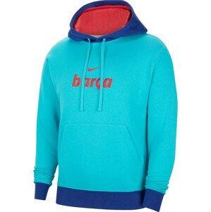 Mikina s kapucí Nike FCB M NSW CLUB HOODIE PO BB