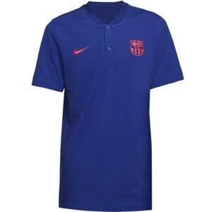 Polokošile Nike  FC Barcelona T-Shirt NSW
