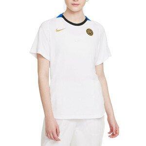 Triko Nike Inter Milan Women s  Dri-FIT Short-Sleeve Soccer Top