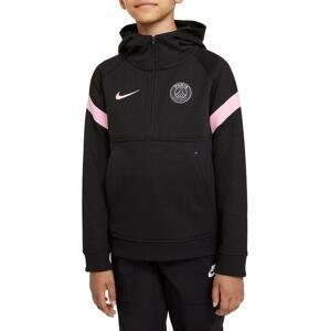 Mikina s kapucí Jordan PSG Y NK TRAVEL FLC HOODIE HZ 2021/22