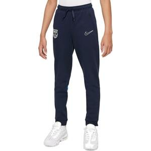 Kalhoty Nike FC Barcelona Big Kids  Dri-FIT Soccer Pants