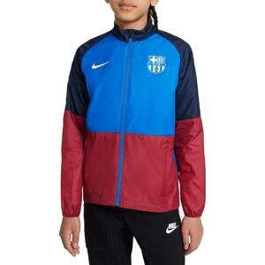 Bunda Nike FC Barcelona Repel Academy Big Kids Soccer Jacket