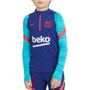 Triko s dlouhým rukávem Nike FC Barcelona Strike