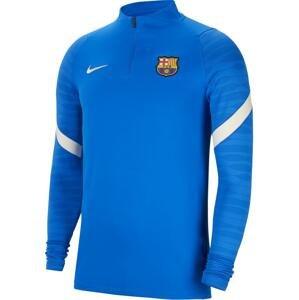 Triko s dlouhým rukávem Nike FC Barcelona Strike Men s Soccer Drill Top