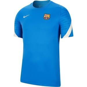 Triko Nike FC Barcelona Strike Men s Short-Sleeve Soccer Top