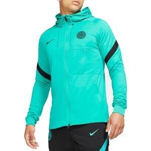 Bunda s kapucí Nike INTER MNK DF STRK HD TRKJKT K
