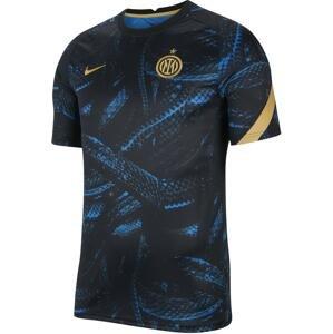 Triko Nike Inter Milan Men s  Dri-FIT Pre-Match Soccer Top