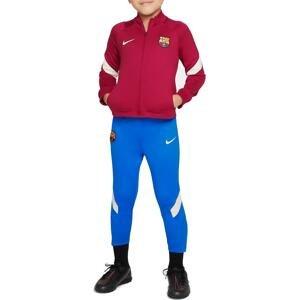 Souprava Nike FC Barcelona Strike Little Kids  Dri-FIT Soccer Tracksuit