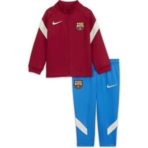 Souprava Nike FC Barcelona Strike Baby/Toddler  Dri-FIT Knit Soccer Tracksuit