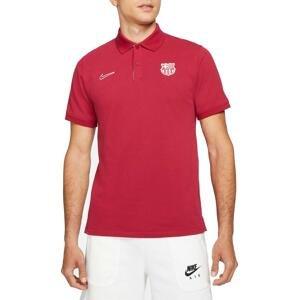 Polokošile Nike The  Polo FC Barcelona Men s Slim Fit Polo