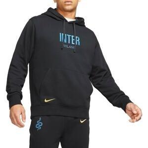 Mikina s kapucí Nike Inter Milan Men s Fleece Soccer Hoodie