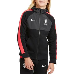 Mikina s kapucí Nike Y NK LFC FZ PO HOODIE