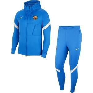 Souprava Nike FC Barcelona Strike Men s  Dri-FIT Soccer Tracksuit