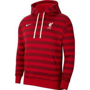 Mikina s kapucí Nike Liverpool FC Men s Fleece Pullover Hoodie