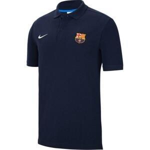 Polokošile Nike FC Barcelona Men s Polo