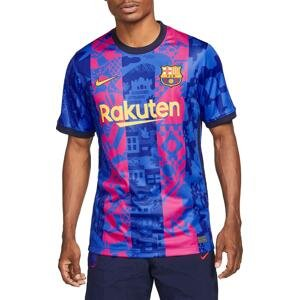 Dres Nike FC Barcelona 2021/22 Stadium Third Men s Soccer Jersey