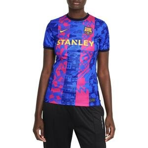 Dres Nike FC Barcelona 2021/22 Stadium Third Women s Soccer Jersey