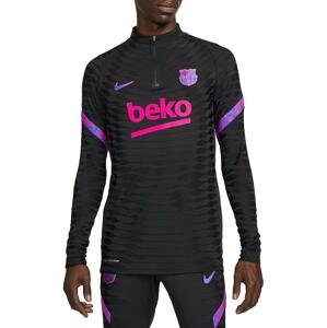 Triko s dlouhým rukávem Nike  FC Barcelona Elite Drill Top