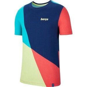Triko Nike FCB M NK TEE IGNITE BLAUGDI