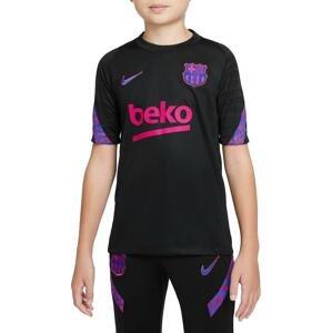 Triko Nike  FC Barcelona Strike Trainingsshirt Kids