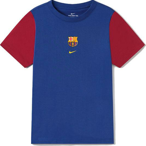 Triko Nike  FC Barcelona El Clásico T-Shirt Kids