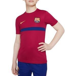 Triko Nike FC Barcelona Academy Pro Big Kids  Dri-FIT Short-Sleeve Soccer Top